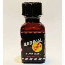 Попперс RADIKAL RUSH BLACK LABEL 30 ml