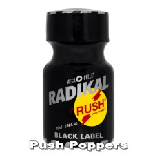 Попперс RADIKAL RUSH BLACK LABEL 10 ml